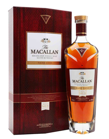 The Macallan Rare Cask Batch 3 (2018), Single Malt Whisky, 70cl