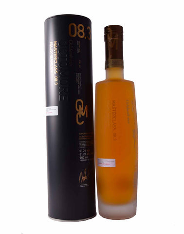 Bruichladdich Octomore Islay Barley 8.3, Single Malt Whisky, 70cl