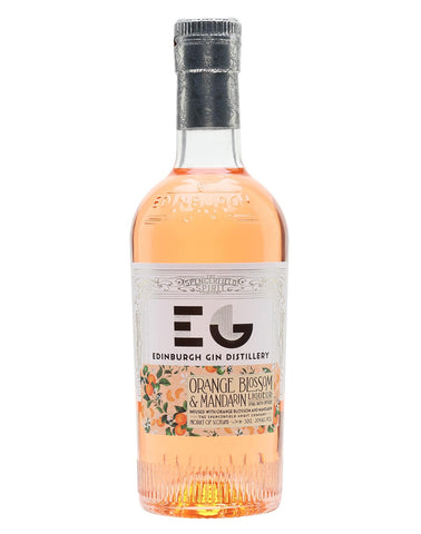 Edinburgh Gin Orange Blossom & Mandarin 50cl