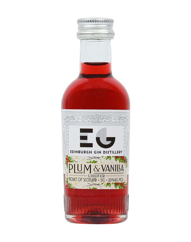 Edinburgh Gin Plumb & Vanilla Liqueur - Whiski Shop