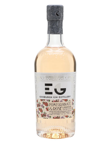 Edinburgh Gin Pomegranate & Rose Liqueur 20cl