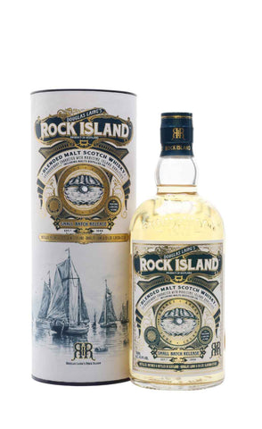 Rock Island, Blended Malt, 70cl