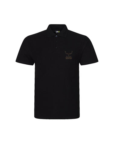 Flavour Tree Polo red
