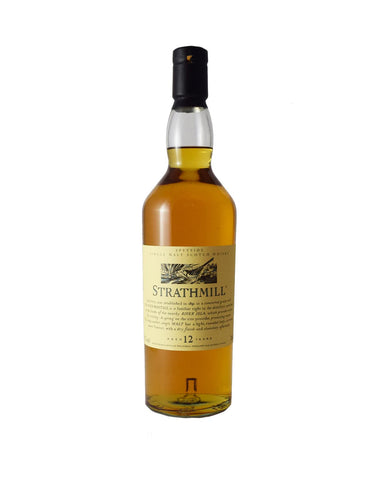 Strathmill 12 Year Old, Single Malt Whisky, 70cl