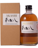 Akashi Japanese Blended Whisky, 50cl