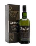 Ardbeg 10 year old, Single Malt Whisky, 70cl