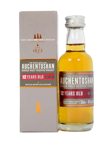 Auchentoshan 12 year old 5cl - Whiski Shop