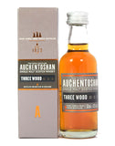 Auchentoshan Three Wood 5cl - Whiski Shop