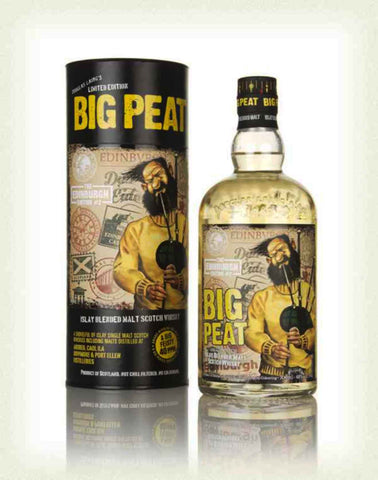 Big Peat Edinburgh Edition #2 Blended Malt Whisky, 70cl
