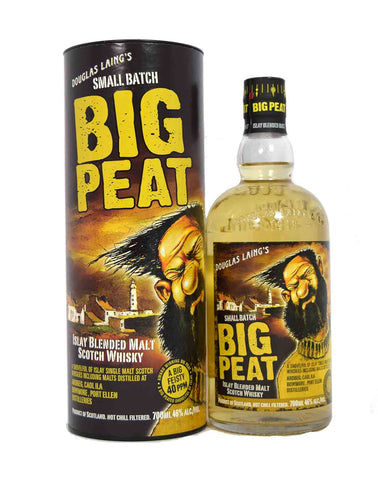 Big Peat, Blended Malt Whisky, 70cl