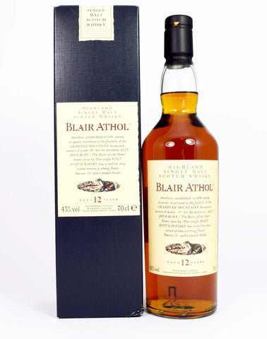 Blair Athol 12 year old - Whiski Shop