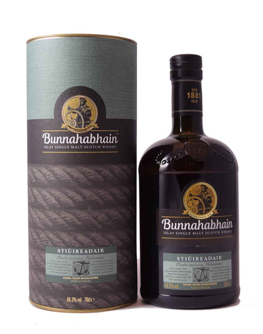 Bunnahabhain Stiuireadair, Single Malt Whisky, 70cl.