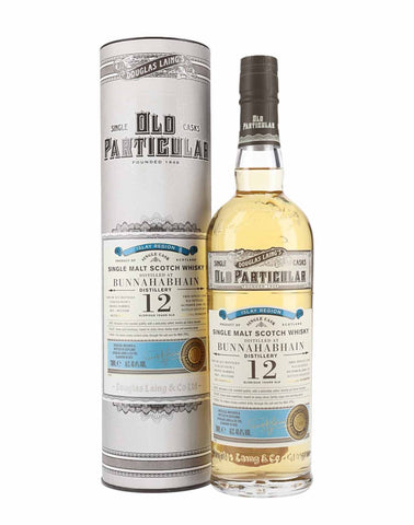Bunnahabhain 12 Year Old Douglas Laing Old Particular, Single Malt Whisky, 70cl