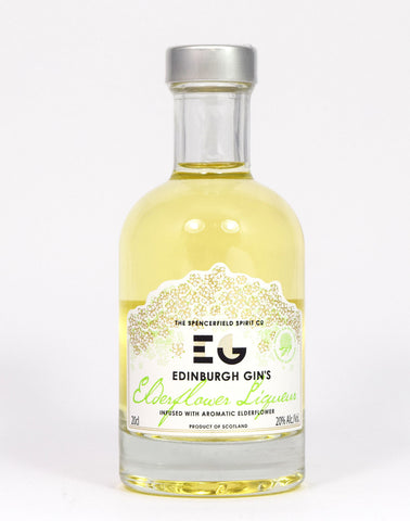 Edinburgh Gin Elderflower Liqueur 20cl - Whiski Shop