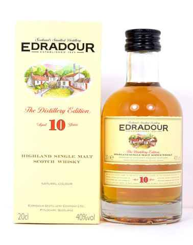 Edradour 10 year old 20cl - Whiski Shop