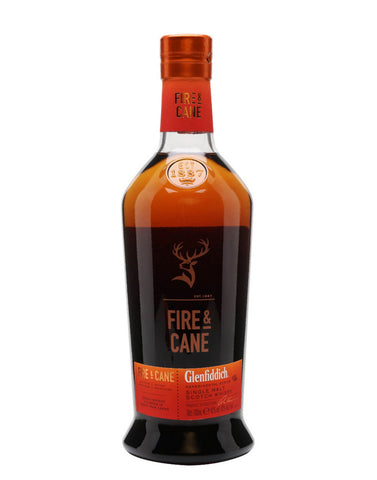 Glenfiddich Fire and Cane