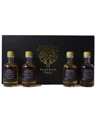 World Whisky Tasting Set