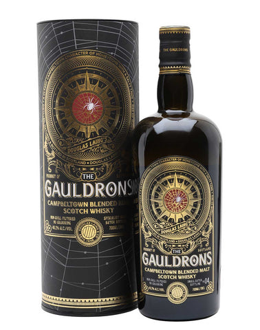 The Gauldrons, Blended Malt, 70cl