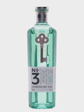 No3 London Dry Gin, 70cl