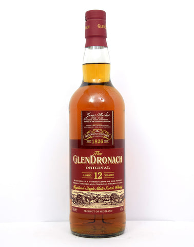 GlenDronach 12 year old - Whiski Shop