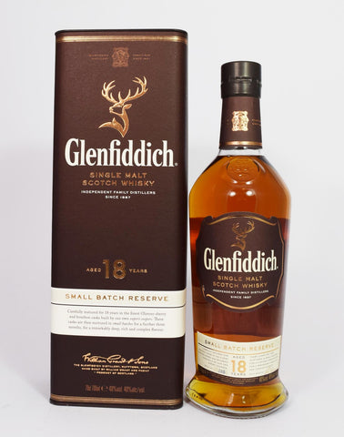 Glenfiddich 18 year old - Whiski Shop
