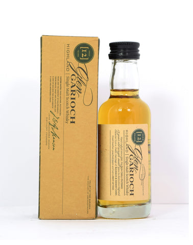 Glen Garioch 12 year old 5cl - Whiski Shop