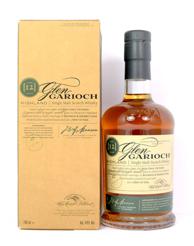 Glen Garioch 12 year old - Whiski Shop
