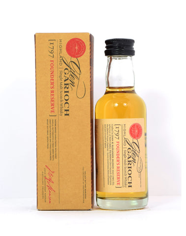 Glen Garioch Founders Reserve 5cl - Whiski Shop