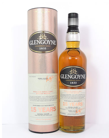 Glengoyne 15 year old - Whiski Shop