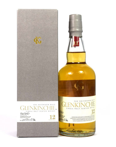 Glenkinchie 12 year old 20cl - Whiski Shop
