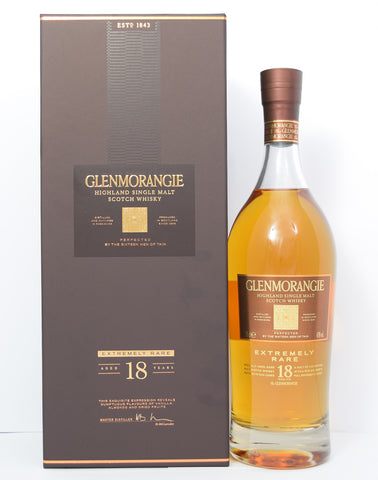 Glenmorangie 18 year old - Whiski Shop