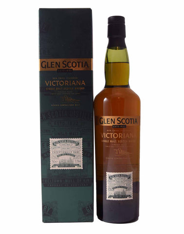 Glen Scotia Victoriana, Single Malt Whisky, 70cl.