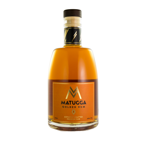 Matugga Golden Rum, 70cl