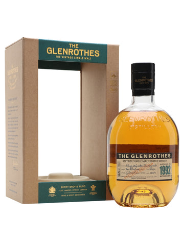 Glenrothes 1992 Second Edition.