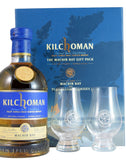Kilchmaon Machir Bay Gift Pack (x2 GlenCairn Glasses) - Whiski Shop