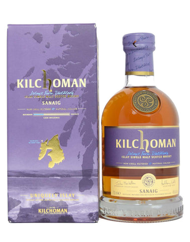 Kilchoman Sanaig - Whiski Shop