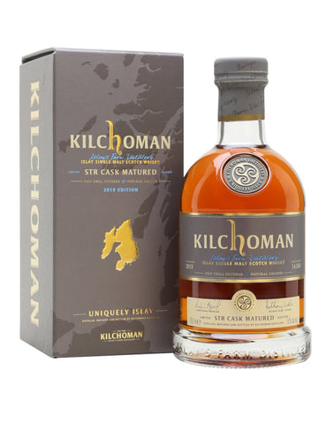 Kilchoman 2012 STR Cask Matured 2019 Edition, 70cl