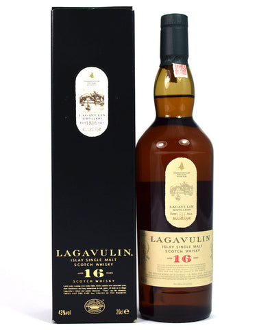 Lagavulin 16 year old 20cl - Whiski Shop