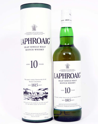 Laphroaig 10 year old - Whiski Shop