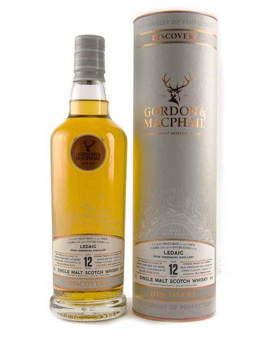 Ledaig  12 Year Old Discovery, Single Malt Whisky, 70cl