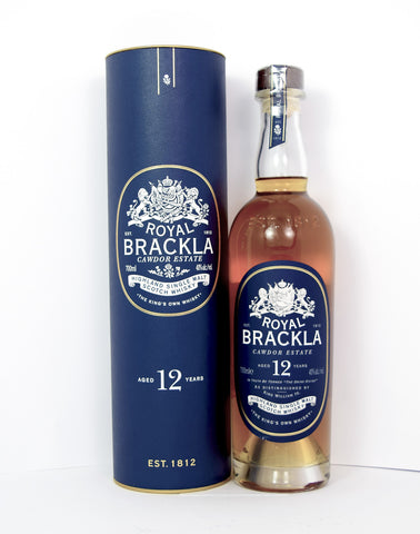 Royal Brackla 12 year old - Whiski Shop