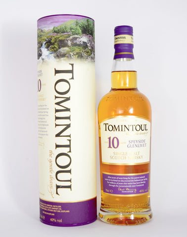 Tomintoul 10 Year old - Whiski Shop