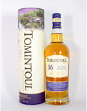 Tomintoul 16 year old - Whiski Shop