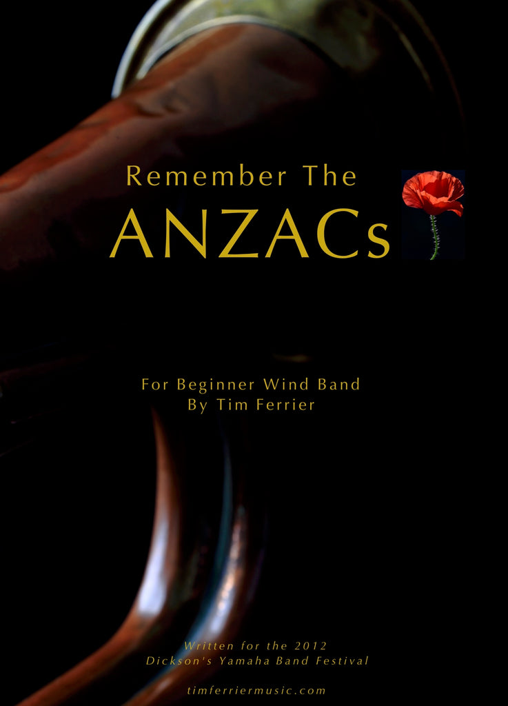 Remember The ANZACs