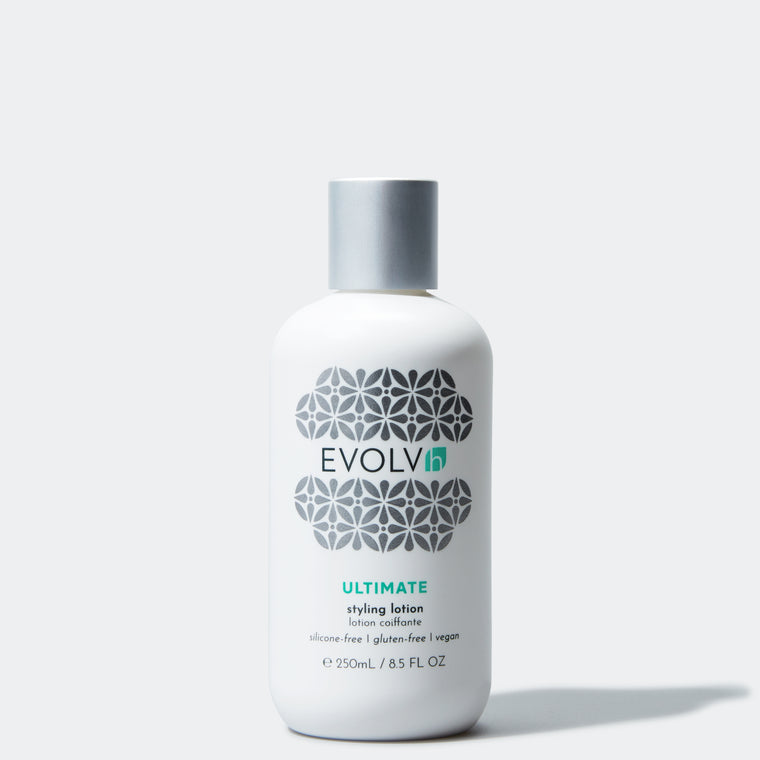 The best medium hold hydrating styling product, silicone free