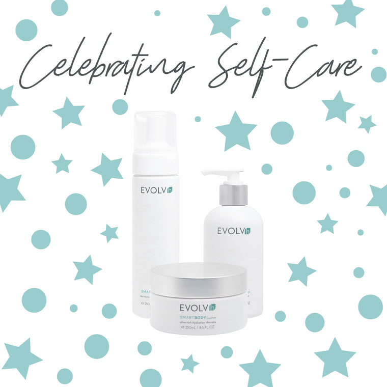 EVOLVh New Value Priced Body Care Holiday Set, restore and hydrate your skin $75