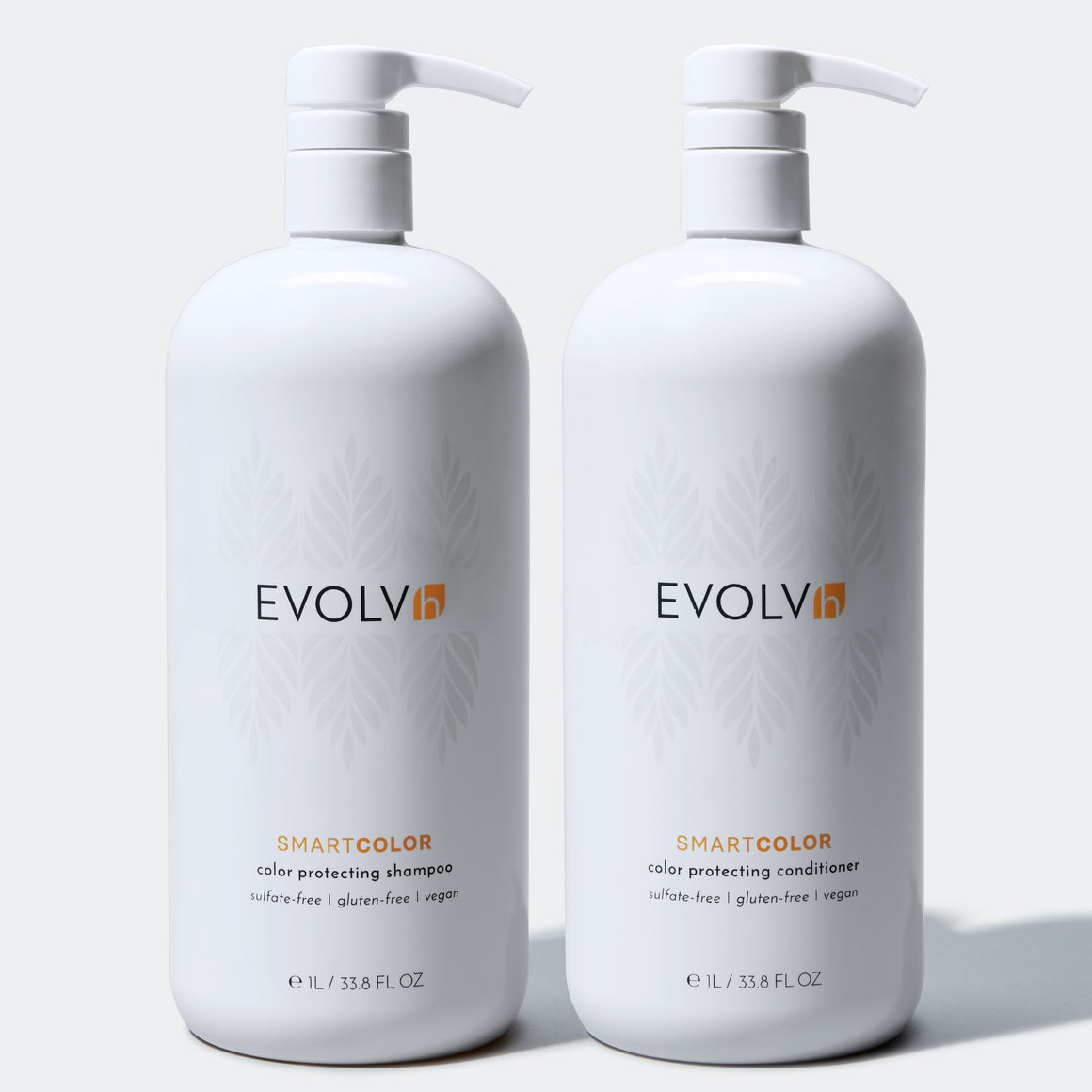 SmartColor Shampoo & Conditioner Liter Duo