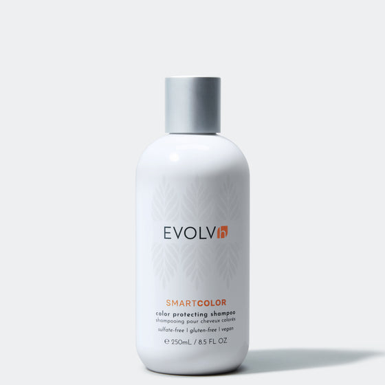 The best eco-luxe clean shampoo for color treated hair