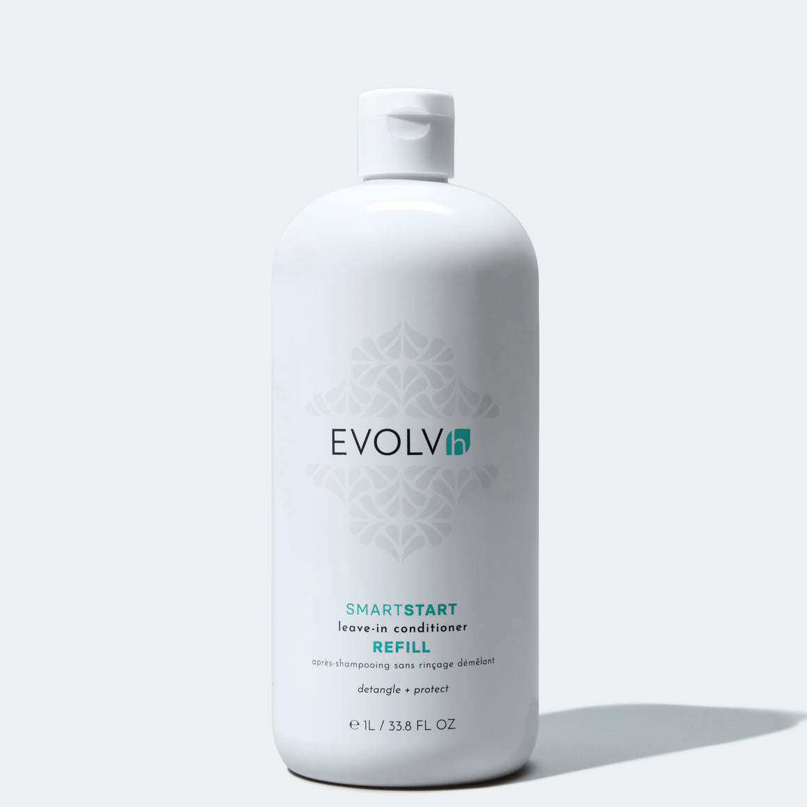 The best clean beauty heat styling protectant leave-in conditioner
