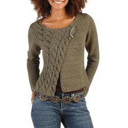 Knitted women cardigan - AsDidy fashion